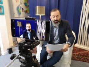 Joachim Ménager Quotex TV